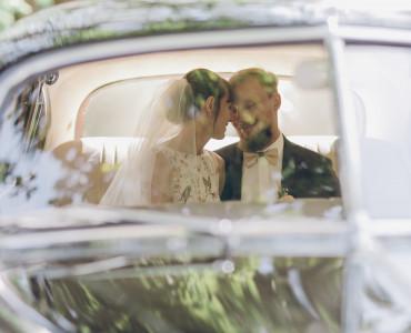 Noleggio con conducente per matrimoni